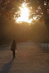 Vida Consciente I, caminar