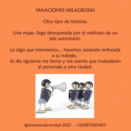 Sanaciones milagrosas 8